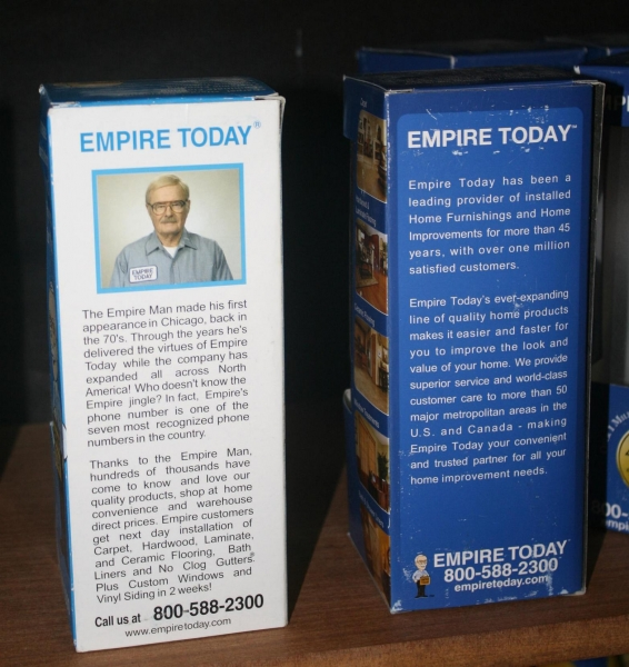 empire today phone number