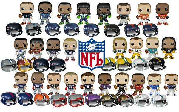 NFL POPVinyl  with removable helmet  Page 4  Funko Funatic
