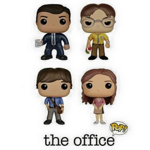 office pop. The Office Being Made Into Pop Vinyls? O