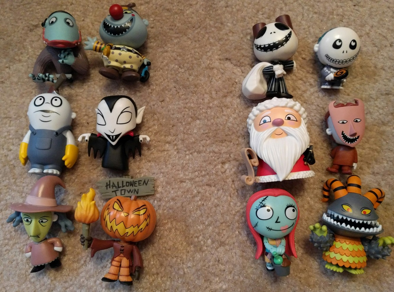 Nightmare Before Christmas mystery minis series 2 - Page 2 - Funko ...